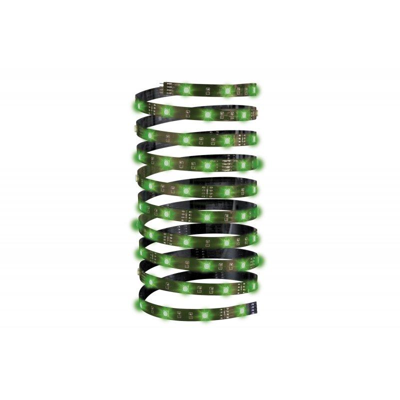 paulmann yourled eco stripe 5 m rgb schwarz. Black Bedroom Furniture Sets. Home Design Ideas