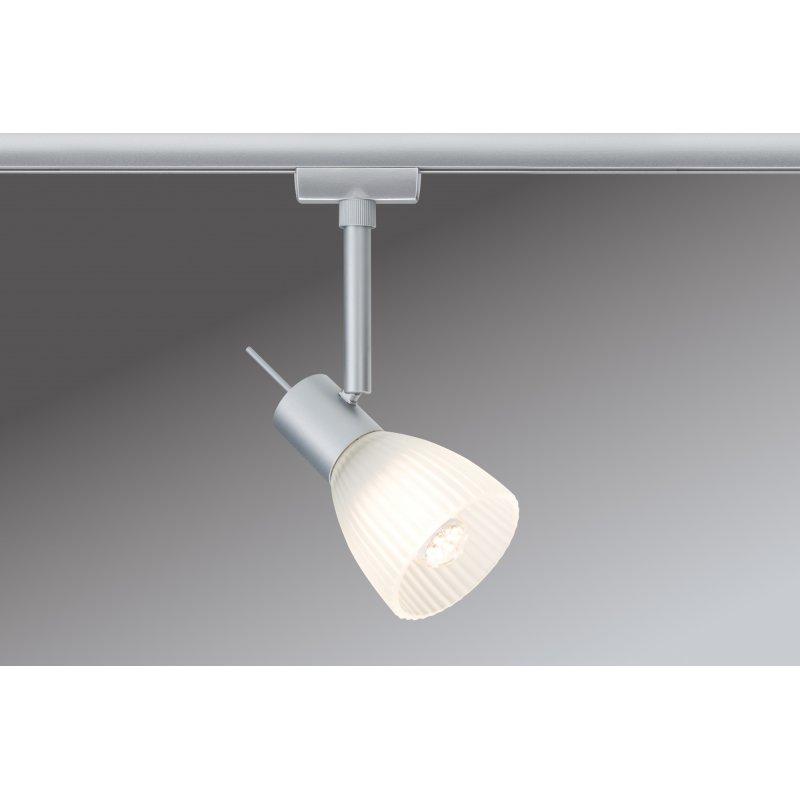 paulmann urail led spot 3w phara 230v chrom matt. Black Bedroom Furniture Sets. Home Design Ideas