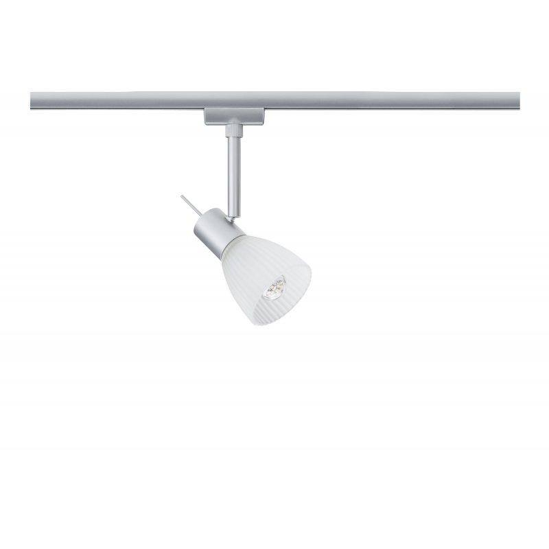 paulmann urail led spot 3w phara 230v chrom matt weiss. Black Bedroom Furniture Sets. Home Design Ideas